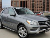 How appealing is this gorgeous ML350? Features include: