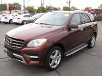 The Mercedes Benz ML350 is an AWD SUV. Some specs are