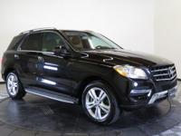 New Arrival! THIS M-CLASS IS CERTIFIED! SUNROOF /