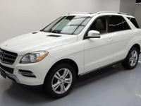 2014 Mercedes-Benz M-Class with Premium 1 Package,3.5L