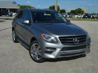 This very clean, low mileage Mercedes-Benz ML350 FWD is