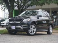 Check out this gently-used 2014 Mercedes-Benz M-Class