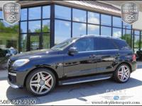 JUST Traded!! 2014 Mercedes-Benz ML63 AMG Sport