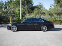 Introducing the 2014 Mercedes Benz S550 4-Matic!