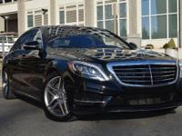 One look at this Mercedes-Benz S-Class and you will