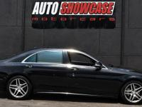 This 2014 Mercedes-Benz S-Class 4dr 4dr Sedan S 550