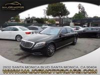 This 2014 Mercedes-Benz S-Class S550 is proudly offered