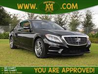 Options:  2014 Mercedes S-Class: With A Base Price Of