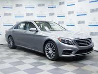 This 2014 Mercedes-Benz S-Class S 550 is proudly