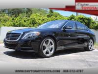 2014 Mercedes-Benz S 550 4DR SDN S550 RWD, Come on in
