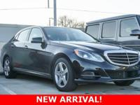 Recent Arrival! 2014 Mercedes-Benz E-Class. This