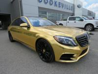 New Arrival! LOW MILES, This 2014 Mercedes-Benz S-Class