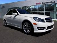 2014 Mercedes-Benz C-Class CARFAX One-Owner. Priced