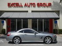 Introducing the 2014 Mercedes Benz SL 550. Have you
