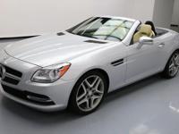 2014 Mercedes-Benz SLK-Class with Premium 1
