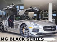 2014 Mercades-Benz SLS AMG Black Series ONLY 150 MADE