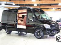 2014 Mercedes-Benz Sprinter 2500 170 WB 3-Door