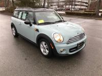 2014 MINI Cooper Clubman Certified! One Owner & Carfax