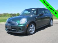 New Price! 2014 MINI Cooper Clubman British Racing
