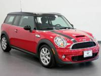 This 2014 MINI Cooper Clubman S is proudly offered by