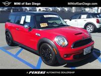 MINI certified warranty for 6 years or 100,000 miles