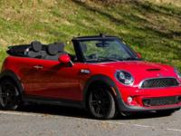 MINI Certified, Excellent Condition, CARFAX 1-Owner,