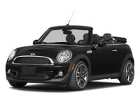CERTIFIED PREOWNED!UNDER 10000 MILES!MINI COOPER