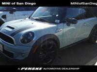 This 2014 MINI Cooper Convertible 2dr Base features a