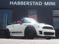 Elegantly expressive, this 2014 MINI Cooper Convertible