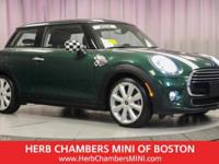REDUCED FROM $14,998! Hardtop trim. MINI Certified,