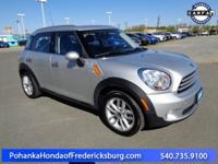 This 2014 Cooper has a clean CARFAX and low miles right