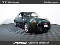 Your lucky day! At MINI of Warwick, YOU'RE #1! Don't