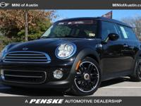 This 2014 MINI Cooper Clubman 3dr 2dr Cpe SUV features