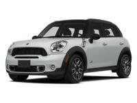 This exceptional example of a 2014 MINI Cooper