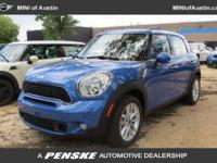 This 2014 MINI Cooper Countryman 4dr FWD 4dr S SUV
