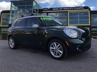 CARFAX One-Owner. Clean CARFAX. Green 2014 MINI Cooper