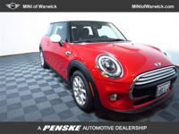 Turbo! Pertain to MINI of Warwick! Come have a look at