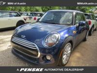 This 2014 MINI Cooper Hardtop 2dr 2dr Cpe Coupe