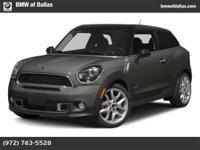 2014 MINI Cooper Paceman Our Location is: BMW of Dallas