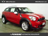 All Wheel Drive! Perfect Color Combination! Mini has
