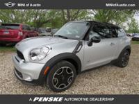 This 2014 MINI Cooper Paceman 2dr ALL4 4dr S AWD SUV
