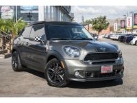 PLEASE COME SEE THIS 1-OWNER, CALIFORNIA OWNED MINI