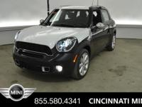 AWD, COLD WEATHER PACKAGE, MINI LOGO DOOR LIGHTS,