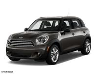 Options:  2014 Mini Cooper Countryman Fwd 4Dr|4
