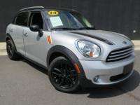 **2014 MINI COUNTRYMAN**AUTOMATIC**17 FACTORY ALLOY