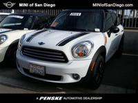 This 2014 MINI Cooper Countryman 4dr features a 1.6L 4