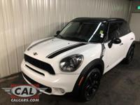 Options:  2014 Mini Cooper Countryman All4 4Dr S|4