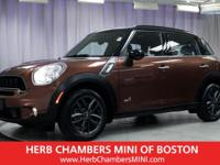 CARFAX 1-Owner, MINI Certified, LOW MILES - 31,228!