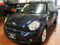CARFAX 1-Owner, MINI Certified, GREAT MILES 36,400! EPA