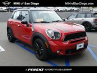 This 2014 MINI Cooper Countryman 4dr S ALL4 features a